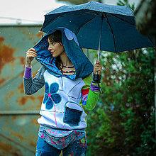 Mikiny - Origo mikina čary mary kvety mixoš - limit - 12248543_
