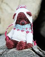 Hračky - Hnedý medveď - 12249297_