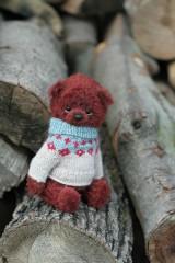 Hračky - Hnedý medveď - 12249299_