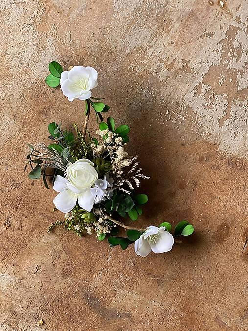 """Kvetinová aplikácia """"dotyky tvojich dlaní"""""""