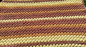 Textil - Detská deka č.3 - 12251533_