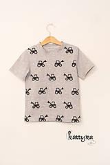 Detské oblečenie - Chlapčenské tričko - 12251966_