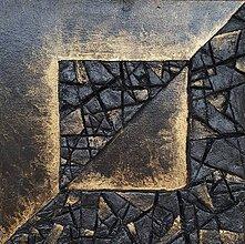 Obrazy - Transformácia II. (triptych) - 12250448_