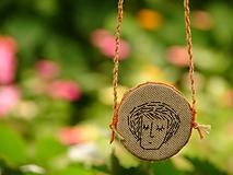 Náhrdelníky - náhrdelník: z a s n e n á - 12256401_