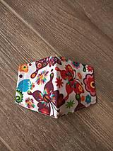 Rúška - Detské rúško (Od 6-12) - 12255305_