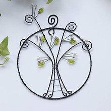 Dekorácie - stromček - 12255546_
