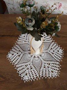 Úžitkový textil - Na stolík - 12255350_