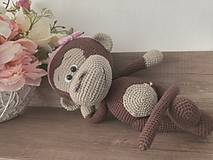 Hračky - Opička - 12255872_