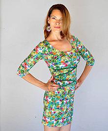 Šaty - Šaty Tropical - 12253975_