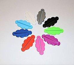 Pomôcky - Vytláčatko na zubnú pastu - obláčik - 12254291_