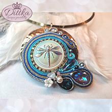 Náhrdelníky - Zuna, náhrdelník - 12254055_