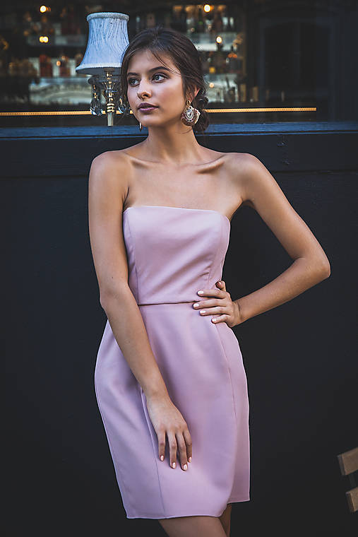 Šaty - Spoločenské šaty Braylee - 12256209_