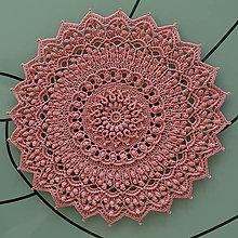 """Úžitkový textil - Čipka 3D """"Rozita"""" - 12258430_"""