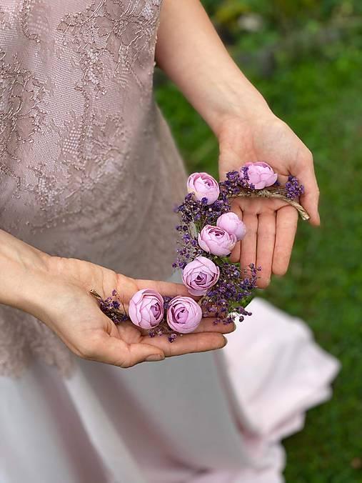 """Kvetinová aplikácia """"na rozlúčku"""""""