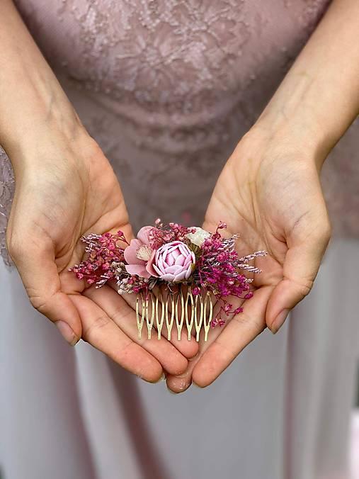 """Kvetinový hrebienok """"tajné sny"""""""