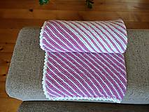 Textil - Deka pre dievčatko-sladké sníčky - 12256581_