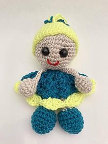 Hračky - bábika - 12259478_