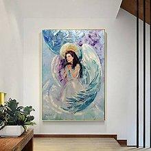 Obrazy - Praying angel - 12261364_