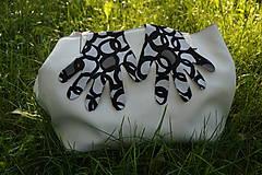 Rukavice - Úpletové rukavičky - Kruhy - 12261555_