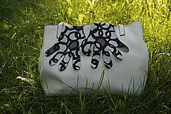 Úpletové rukavičky - Kruhy