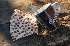 Rúška - Rúško - Milujem kávu - 12261624_