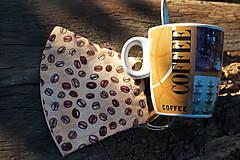 Rúška - Rúško - Milujem kávu - 12261626_