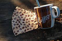 Rúška - Rúško - Milujem kávu - 12261638_