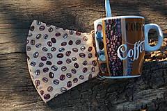 Rúška - Rúško - Milujem kávu - 12261639_