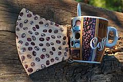 Rúška - Rúško - Milujem kávu - 12261641_