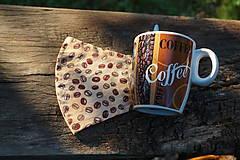 Rúška - Rúško - Milujem kávu - 12261643_