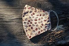 Rúška - Rúško - Milujem kávu - 12261671_