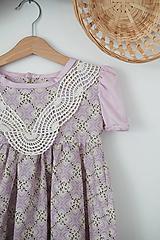 Detské oblečenie - Šaty Miriam - 12260140_