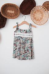 Detské oblečenie - Šaty Leila - 12260150_