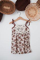 Detské oblečenie - Šaty Nina - 12260164_