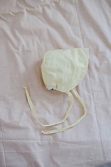Detské čiapky - Čepček Lemon - 12260158_
