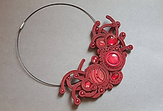 Náhrdelníky - Dotyk medúzy - 12264147_