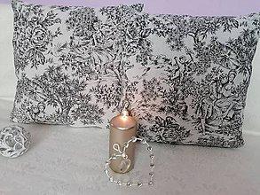 Úžitkový textil - Obliečky ROMANTIKA V PARKU - 12262648_