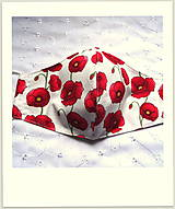 Rúška - Bavlnené rúška... dámske - 12270622_