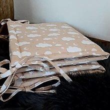 Textil - Hniezdo do postieľky - 12268924_