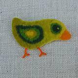 Odznaky/Brošne - ...plstená brošňa - vtáčik... - 12268078_