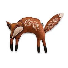 Úžitkový textil - Foxy brown - Large - 12269552_