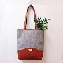 Veľké tašky - Kabelka Shoper no.1 - 12269698_