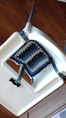 Textil - Sedák do detskej stoličky - 12271009_
