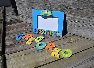 Detské doplnky - pre Gregorka - 12271865_