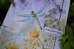 Papiernictvo - Receptárik - rastlinky I. - 12274032_