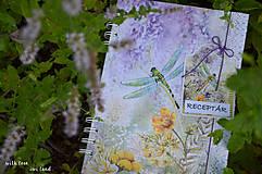 Papiernictvo - Receptárik - rastlinky I. - 12274033_