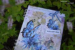 Papiernictvo - Receptárik - rastlinky II. - 12274038_