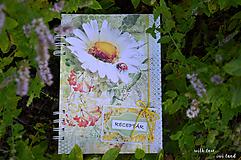 Papiernictvo - Receptárik - rastlinky V. - 12274051_