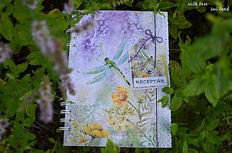 Papiernictvo - Receptárik - rastlinky I. - 12274034_