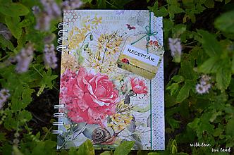Papiernictvo - Receptárik - rastlinky III. - 12274044_